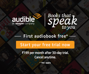 Audible vs. Storytel